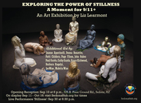 Exploring Stillness: The Sedona Hub: September 11 - October 16, 2016